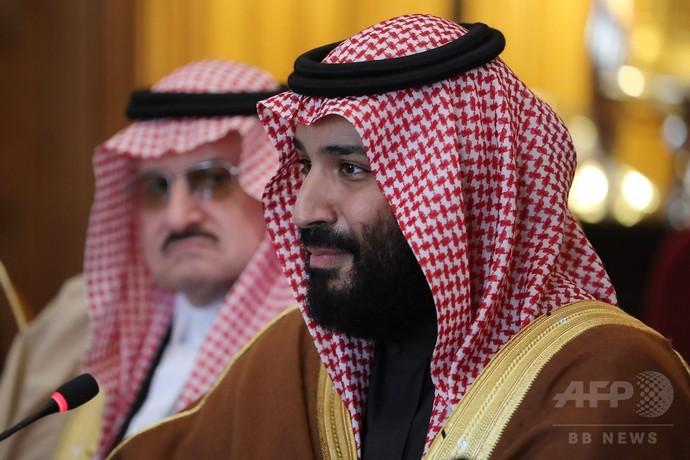 サウジ皇太子「イスラエルに国土持つ権利ある」 のサムネイル画像