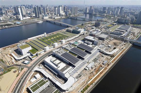 【悲報】豊洲市場の移転延期、東京都が負担する費用が現時点で既に100億円突破wwwwwwwwwwwwwwwwのサムネイル画像