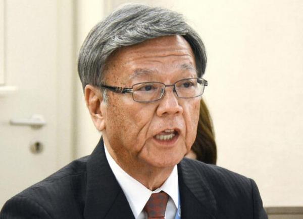【沖縄】翁長知事「安倍総理よ、いいかげん新しい言葉を出すくらいの勇気を持ってもらいたい」 のサムネイル画像