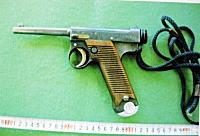 死亡した旧日本軍の軍人4人の遺品から軍用拳銃を押収。容疑者死亡のまま書類送検へのサムネイル画像
