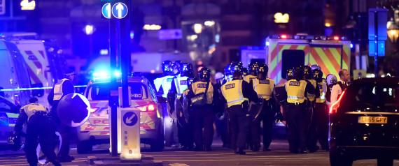 【ロンドンテロ事件】事件に関わった疑いのある12人をロンドン東部で拘束のサムネイル画像