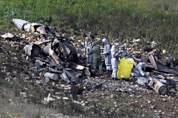 【緊急】中東で戦争?!イスラエル軍機が撃墜された結果・・・のサムネイル画像