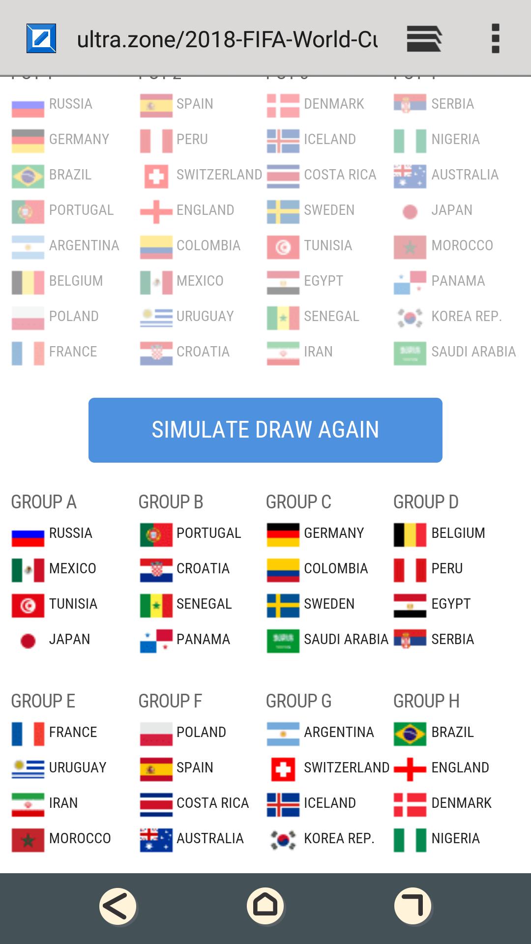 【サッカー】ロシアW杯、ポット分け決定wwwwwwwwwのサムネイル画像