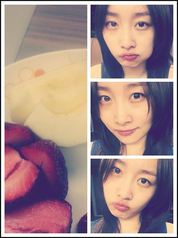 【画像】 韓流グループ・KARAのニコルのスッピンが可愛すぎると話題にのサムネイル画像