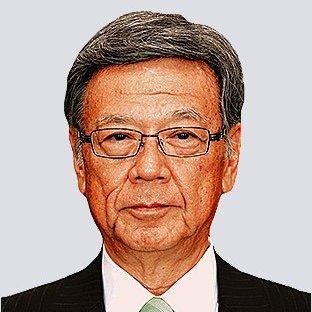【緊急悲報】沖縄・翁長知事、手術へ・・・ のサムネイル画像