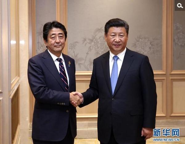 中国、安倍首相の一帯一路発言を歓迎「日本が中国とともに一帯一路という枠組みのもとでの協力を検討することを歓迎する」のサムネイル画像