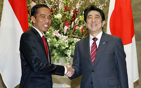 【愕然】インドネシア大統領「中国頼みの開発が進まない・・・せや!」→ 日本に求愛してしまうwwwwwwwwwwwwwwのサムネイル画像
