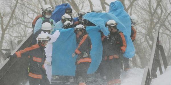【那須雪崩】主催者は入林届を出さず、悪天候だった場合の訓練計画も作らず、明らかに危機意識が欠如していたことが判明・・・のサムネイル画像