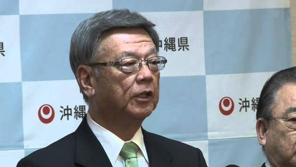 「危機感煽るとおかしくなる」沖縄の翁長知事、尖閣領海への中国公船侵入について語る・・・のサムネイル画像