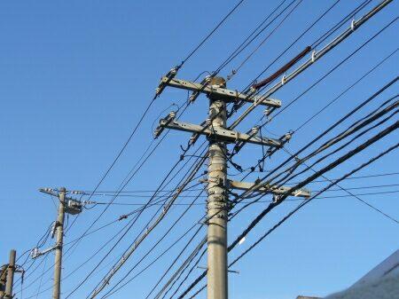 【東京】電線盗原因か、700世帯が一斉に停電・・・のサムネイル画像