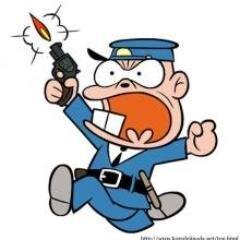 【速報】警察官に対し、拳銃をぶっ放した19歳巡査の供述が・・・のサムネイル画像