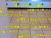 【ニコニコ】マックで注文したハンバーガーを5秒でゴミ箱に捨てるバカが登場のサムネイル画像