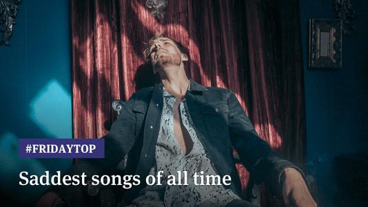【悲報】「最も悲しい曲 TOP25」を海外サイトが選出wwwwwwwwwwのサムネイル画像