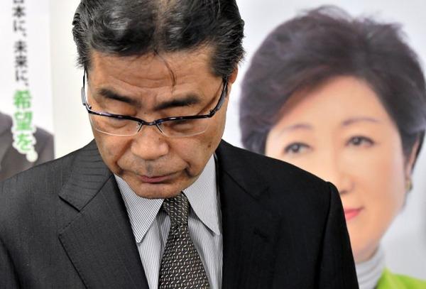 【速報】希望の党・若狭勝さんが政界引退を表明 !!!のサムネイル画像