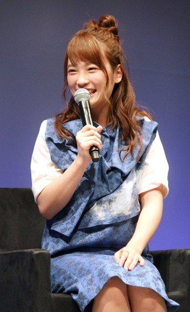【女優】元AKB48川栄李奈、アイドルから女優に転身するために「おバカキャラは消しました」のサムネイル画像