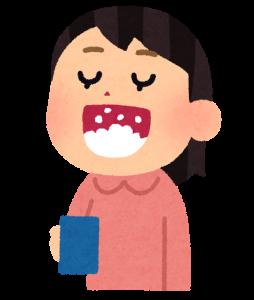 【悲報】「うがい」インフルエンザ予防に効果ない模様・・・のサムネイル画像