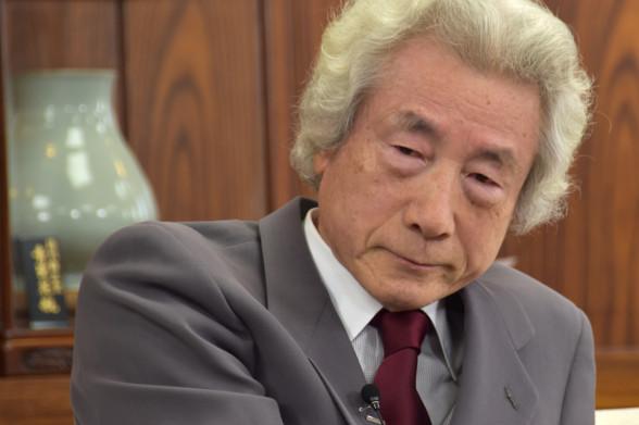 【悲報】自民党総裁選、安倍3選は? → 小泉元首相「難しいな」のサムネイル画像