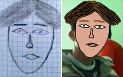 警察が「世界一ひどい似顔絵」を手がかりに殺人容疑者を逮捕のサムネイル画像