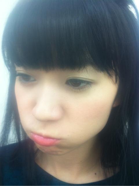 【画像あり】AKB48大島優子、黒髪に!!まっくろくろこ!!のサムネイル画像