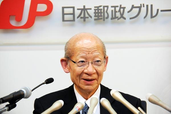 東芝で巨額の損失を招いた西室元社長、日本郵政でもやらかして400億の赤字wwwwwwwwwwwwwのサムネイル画像