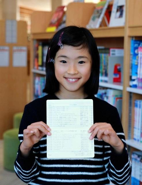 1年間で79.9万円分の本を図書館で借りた小学生がいるらしい のサムネイル画像