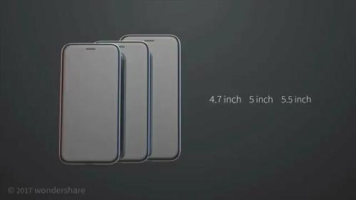 【衝撃】「iPhone8」の動画が流出し、大拡散 → 無線充電くるかwwwwwwwwwwwwのサムネイル画像