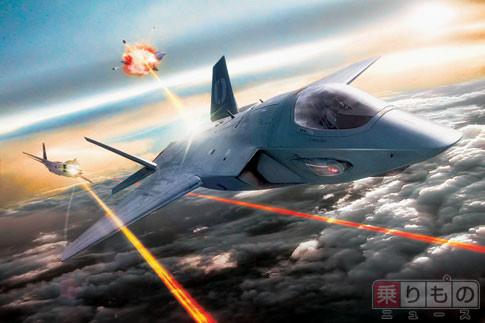 アメリカのレーザー兵器 音も無くゲームの様にドローンを撃ち落とすのサムネイル画像