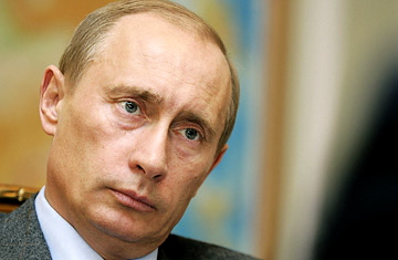 プーチン大統領「ロシアがない世界など不要ではないか?」 のサムネイル画像
