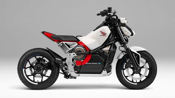 【東京モーターショー】ホンダ、倒れないバイクの改良版を出展へwwwwwwwwwwwwww のサムネイル画像