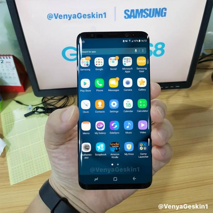 【画像】Galaxy S8の画像wwwwwwのサムネイル画像