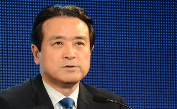 江田憲司議員「安倍首相が訪米?公表のタイミングと言い、また森友隠し?」 のサムネイル画像
