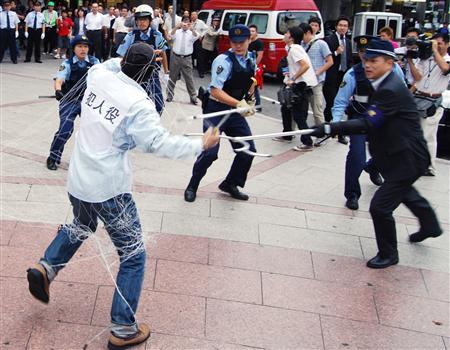 【広島】通り魔2人死傷事件、逮捕された33歳の男の供述が最低すぎる・・・のサムネイル画像