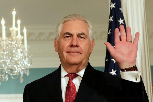 【米国】ティラーソン国務長官「北朝鮮に必要なのはニンジンではなく大きなむちである」 のサムネイル画像