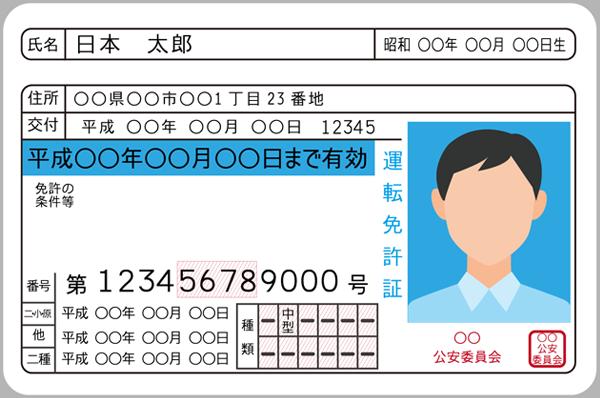 【衝撃】偽造免許証を提示した韓国人逮捕、実在する別の日本人の名前と生年月日が記載・・・のサムネイル画像