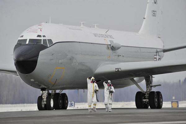 【緊急速報】米軍の核実験監視機が緊急発進した模様wwwwwwwwwwwwwwwのサムネイル画像