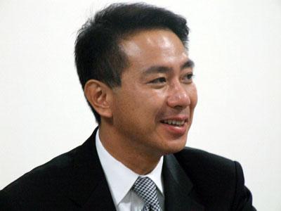 【緊急速報】前原・民進党代表が公約を発表「私が総理に就任したら、白眞勲を重要閣僚に起用します」のサムネイル画像