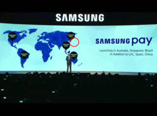 【悲報】 サムスン「ソニー本社にある地図に韓国がない!」→ その仕返しがこちらwwwwwwwwwwwwのサムネイル画像