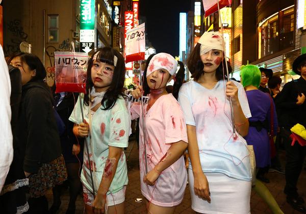 日本に「ハロウィン」を定着させた仕掛け人wwwwwwwwwwwのサムネイル画像