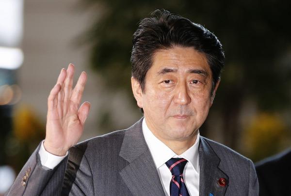 【よっ安倍総理!】北朝鮮ミサイル発射に安倍首相「断じて容認できぬ」トランプ「100%日本支持です」のサムネイル画像