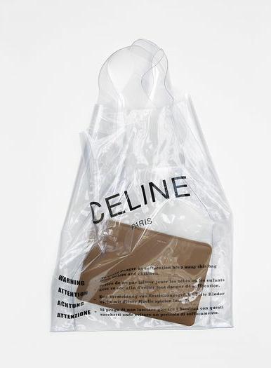 【悲報】仏高級ブランド、ただのビニール袋を売る → そのとんでもない価格に批判殺到wwwwwwwwwwwwwwのサムネイル画像