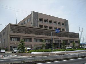 300px-Ageo_police_station_Ageo-city_Saitama-ken