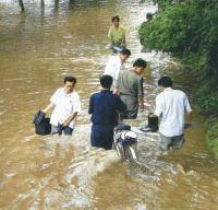 これは酷いw北朝鮮、洪水被害を「偽写真」でアピール?のサムネイル画像