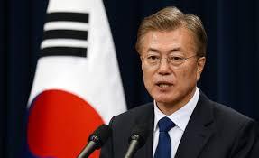 【驚愕】韓国文大統領が就任100日、支持率が驚異的すぎる件wwwwwwwwwwwwwのサムネイル画像