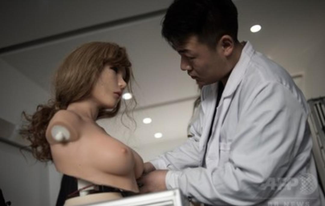 【中国】ラブドール、人工知能によりとんでもない進化を遂げるwwwwwwwwwのサムネイル画像