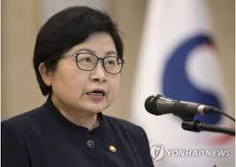 【強硬姿勢】韓国女性相「日本に圧力をかけなければならない」のサムネイル画像