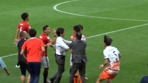 【サッカーACL】済州「処分が重すぎる。国際スポーツ仲裁裁判所まで行く。」のサムネイル画像