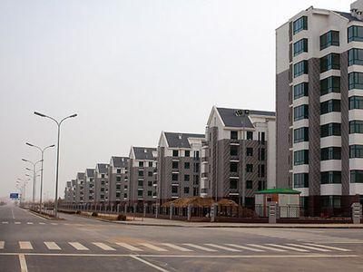 中国で高級住宅地がゴーストタウンにのサムネイル画像