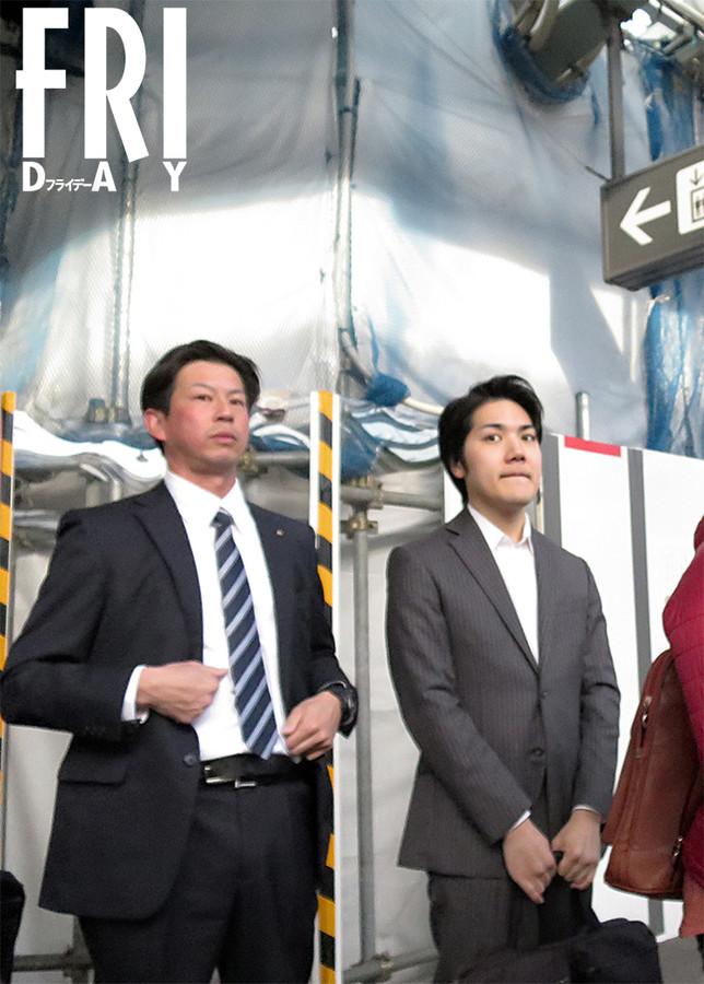 【悲報】小室圭さん、SPと鬼ごっこして遊ぶwwwwwwwwwwwwのサムネイル画像