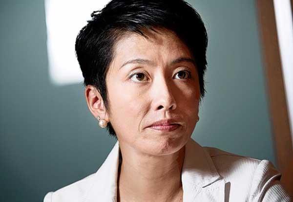 蓮舫「安倍内閣の閣僚には右寄りの人が多い。日本の右傾化を大変懸念している」のサムネイル画像