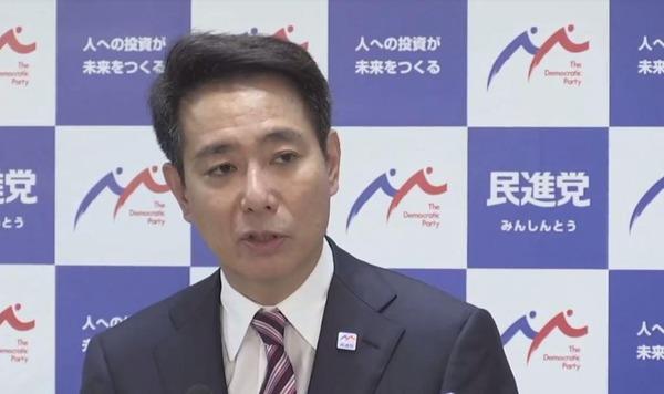 【民進党】前原代表が地元京都演説でヤジ罵声「小池にはまってさあ大変♪」のサムネイル画像